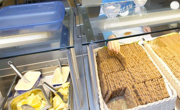 Turussa päiväkodit, koulut, lukiot ja osa ammattikouluista jäävät ilman lämmintä ateriaa loppuviikon ajan. Kuvituskuva.