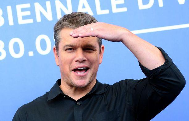 Sopisiko Matt Damon pääosaan?