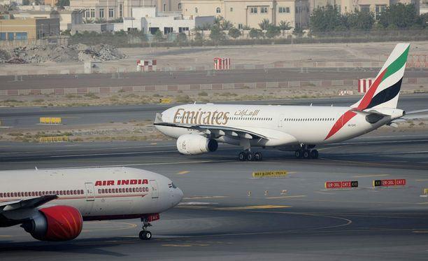 Air India yrittää voittaa Emiratesin tulevan tittelin itselleen.