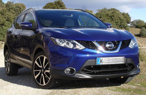 Nissan Qashqain uusi sukupolvi on ollut usein Tiepalvelun tarpeessa.