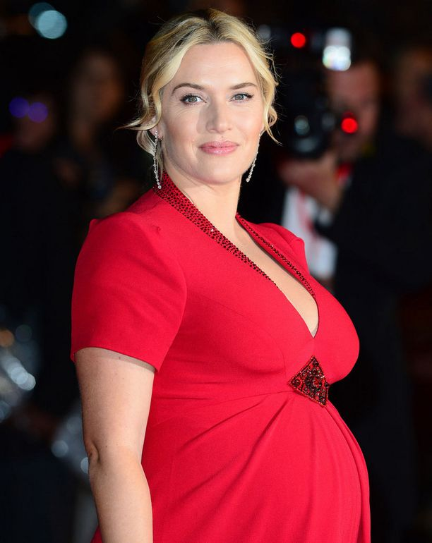 Kate Winslet synnytti kuopuksensa tällä viikolla.