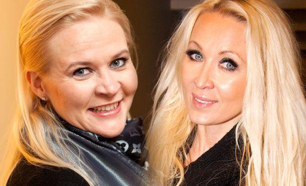 Sunneva Kantola ja Susanna Penttilä ovat molemmat joutuneet varkauden uhriksi.