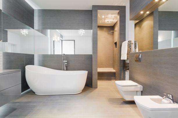 Millainen on unelmiesi kylpyhuone?