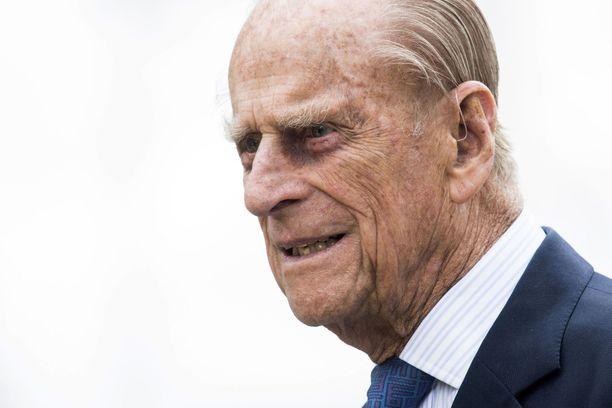 Prinssi Philip kuoli 99-vuotiaana.