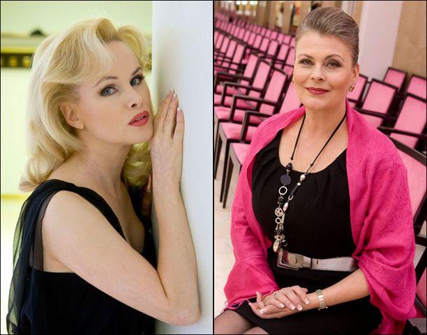 """Helena Lingreniä odottaa uusi musikaalirooli """"Turun suunnalla"""". Anne Pohtamo on nujertanut sitkeän keuhkokuumeen. Nyt työ maittaa ja sitä on."""