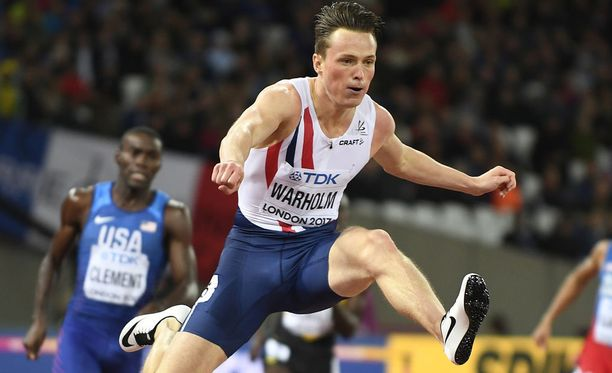 Karsten Warholmin hirmuinen tuloskunto 400 metrin aidoissa puhuttaa.