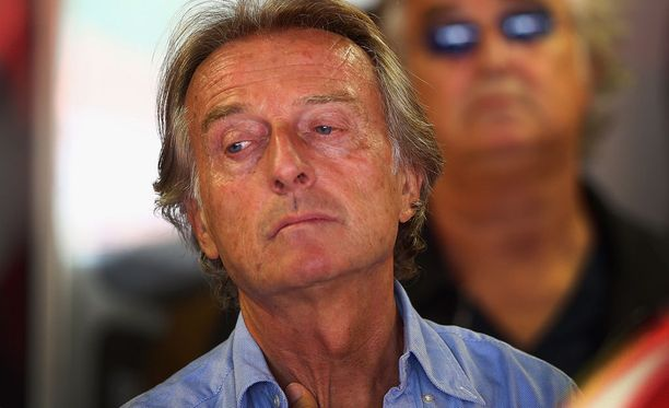 Luca di Montezemolo myötäelää Schumacherin perheen surussa.