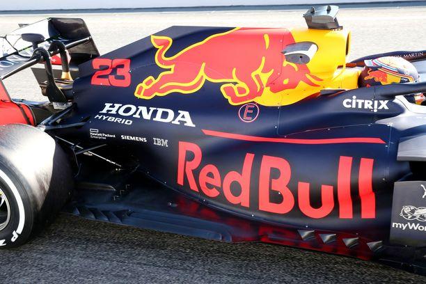 Red Bullin moottorintoimittaja Honda lähtee F1-sarjasta 2021.