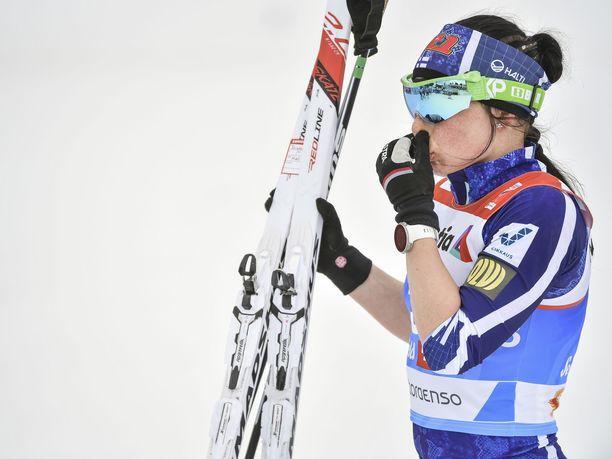 IS kertoi vuosi sitten, että Krista Pärmäkoski oli saanut kroonisen sairauden johdosta poikkeusluvan käyttää lääkevalmistetta, joka sisältää urheilussa muutoin kiellettyä ainetta. Vuoden 2018 talviolympialaisissa Suomen joukkueeseen kuului toinenkin poikkeusluvan saanut urheilija.
