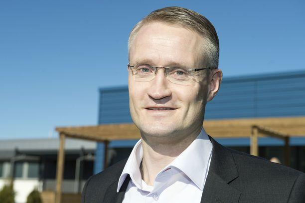 Aalto-yliopiston kyberturvallisuuden työelämäprofessori Jarno Limnéll.