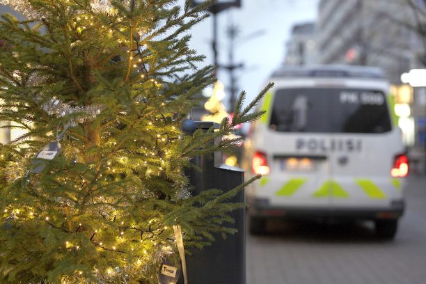Poliisi odotti aiempaa enemmän kotihälytystehtäviä jouluksi. Näin näyttää käyvän. Kuvituskuva.