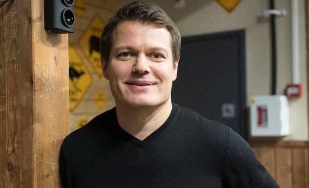 Sami Kapanen on uransa jo lopettanut maailmanmestarijääkiekkoilija.
