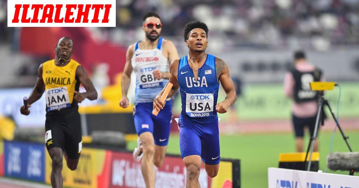 Yhdysvaltalainen maailmanmestari narahti anabolisista steroideista
