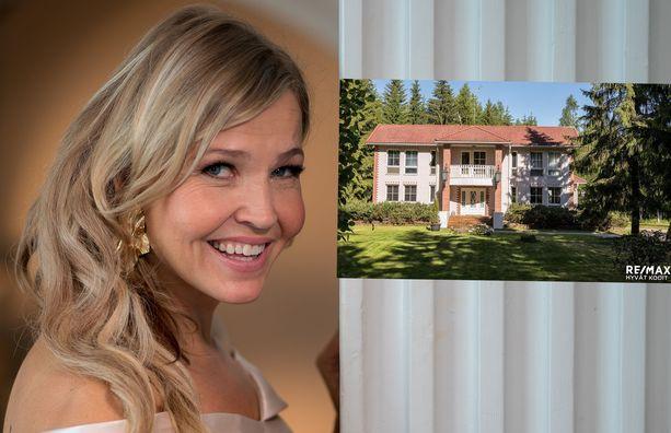 Marita Taavitsaisen kodin hintapyyntö on laskenut 50 000 eurolla kahdeksassa kuukaudessa.