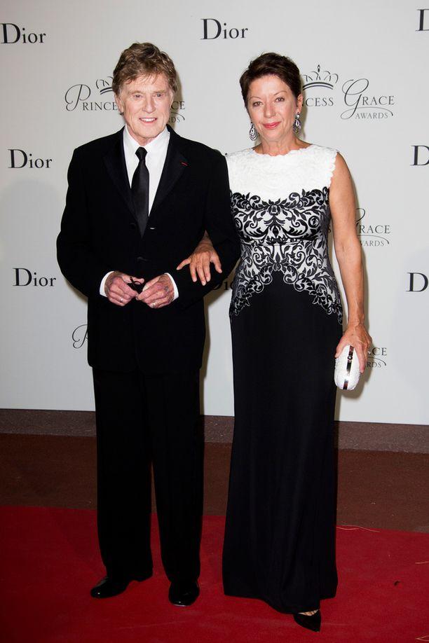Robert on ollut taiteilijapuolisonsa Sibyllen kanssa yhdessä jo parikymmentä vuotta.