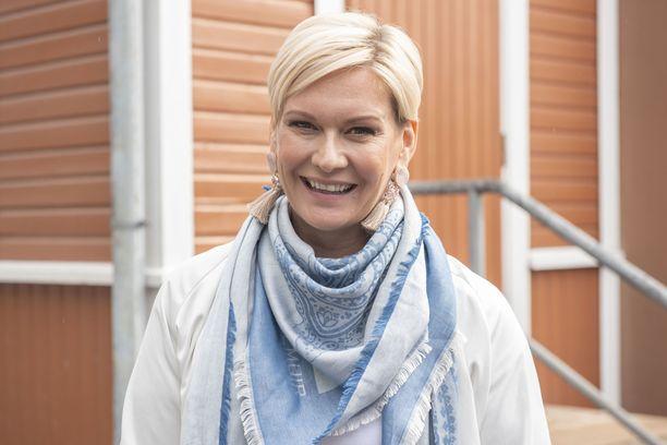 Heidi Sohlberg erosi vuosi sitten. Toistaiseksi elämään ei ole astunut uutta rakkautta, hän kertoo Iltalhdelle.