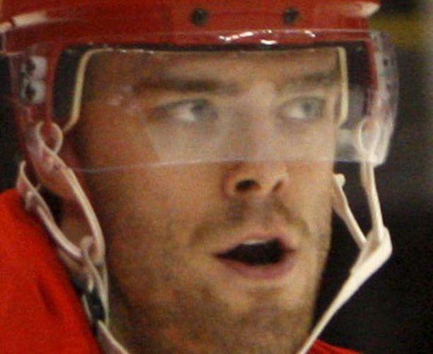 Ville Leino saattaa vedellä viimeisiään Red Wingsissä.