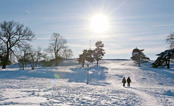 Maaliskuu oli myös tilastojen mukaan hyytävän kylmä, se ei pelkästään tuntunut siltä.