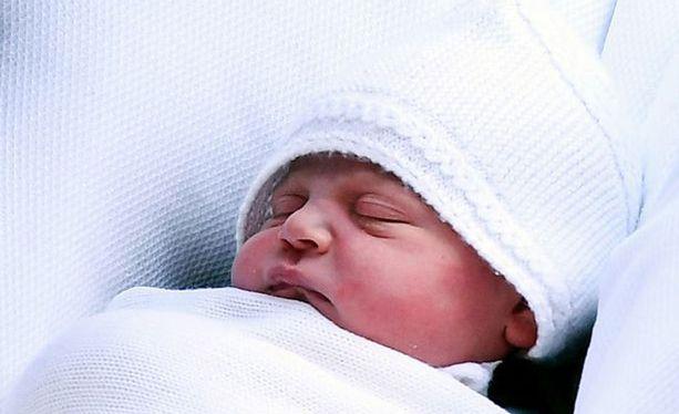Prinssi Louis syntyi huhtikuun 23. päivä.