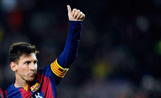 Lionel Messi toivoo Barcelonaan uutta koutsia, uutisoi TV3.