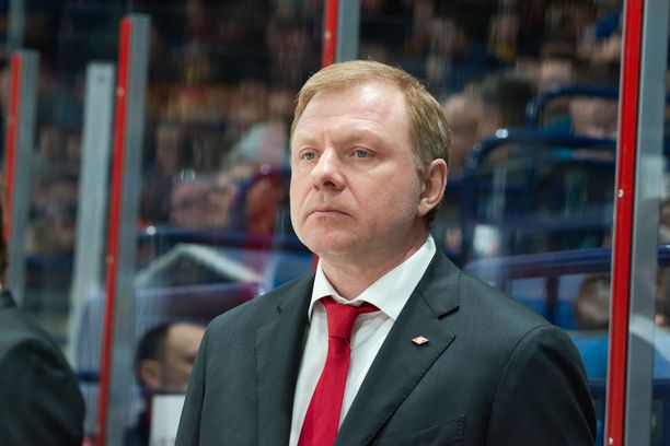 Aleksei Zhamnov on voittanut urallaan olympiakultaa.