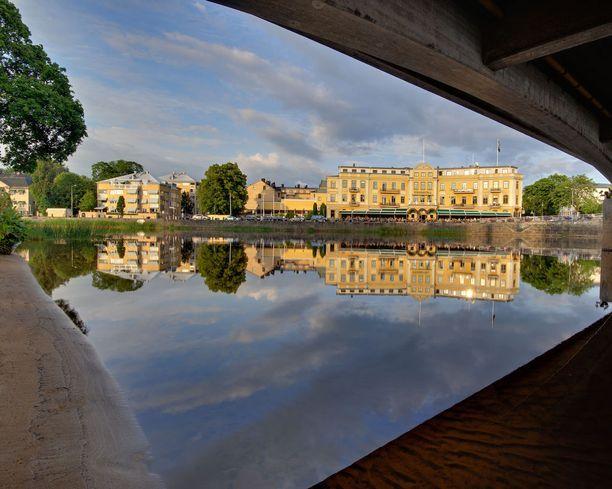 Karlstadin kaupunki toivoo Muumimaailman houkuttelevan vieraakseen lapsiperheitä ja aasialaisia turisteja.