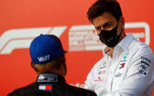Mersu-pomo syytti Bottasta Monacon virheestä – ottaa nyt sanojaan takaisin
