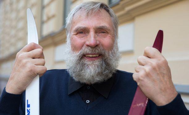 Hiihtäjälegenda Juha Miedon pääsiäisen mämmiannos vastaa lähes puolta sataa Big Mac -hampurilaista.