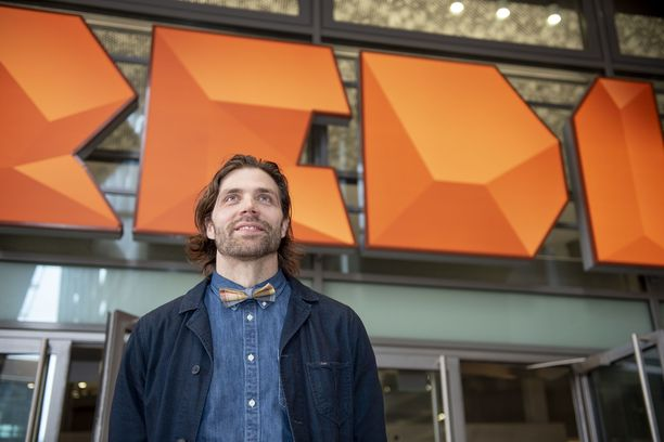 Aleksi Salminen aloitti kauppakeskus Redin johtajana helmikuussa.