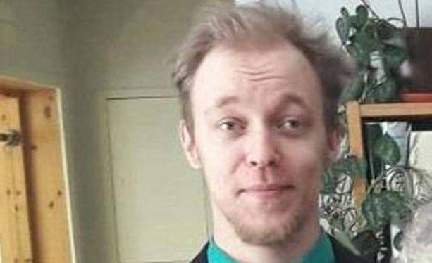 26-vuotias Aku Kovalainen katosi kotipihastaan Oulun Myllyojalta.