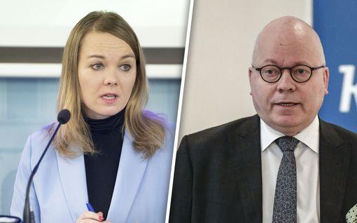 Näin Katri Kulmunia kouluttanut yhtiö on laskuttanut ministeriöitä