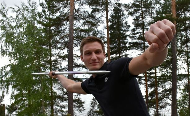 Thomas Röhler on tällä kaudella heittänyt parhaimmillaan 91,78.