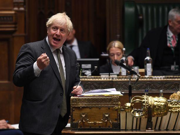 Pääministeri Boris Johnson on myöntänyt sisämarkkinalain rikkovan EU-erosopimusta.