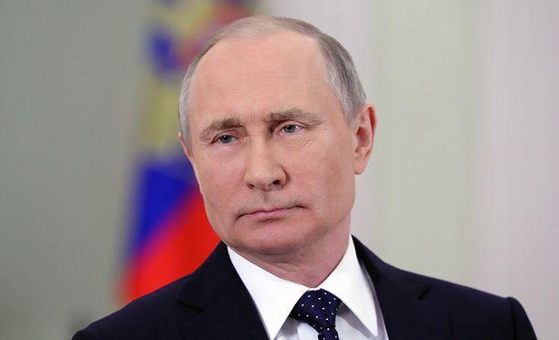 Venäjän presidentti Vladimir Putin on kiistänyt Kremlin osallisuuden entisen vakoojan Sergei Skripalin ja tämän tyttärensä myrkyttämiseen.