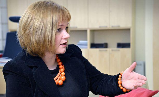 Krista Kiurun mukaan Suomen hallitukselta puuttuu näkemys koulutuksen tulevaisuudesta.