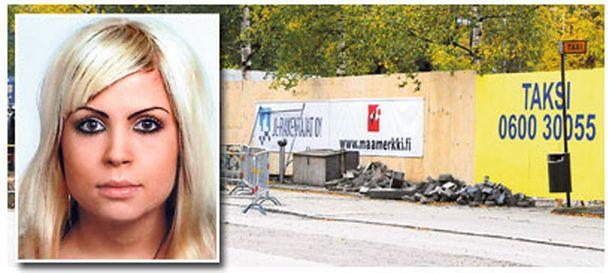 UHRI Sanna, 28, surmattiin Mikkelissä viime kuun lopussa hänen palatessaan ravintolasta.