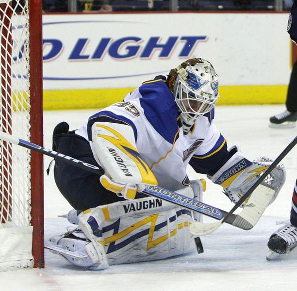 Hannu Toivonen on pelannut tällä kaudella 14 ottelua NHL:ssä.
