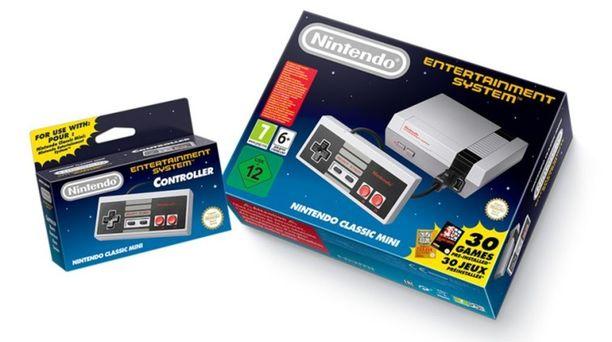 Uusien Nintendo Classic Minien saanti menee ensi vuoden puolelle.