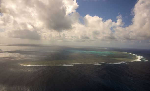 Australiassa ilmastonmuutoksesta johtuvat sään ääri-ilmiöt aiheuttivat viime vuonna suurta tuhoa ekosysteemeille maalla ja merellä. Kuvassa Agincourtin koralliriutta, joka on osa Unescon suojelukohteeksi luokiteltua Suurta koralliriuttaa.