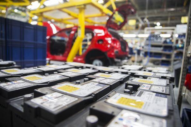 Uudenkaupungin autotehdas on haavoittuvainen kauppasodan vaikutuksille. Se käsittelee muun muassa metallia, joka on ollut jo valmiiksi tullattua.