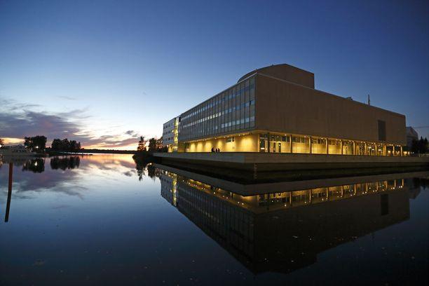 Oulun kaupunginteatterin ohjelmisto on monipuolinen.