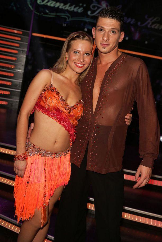 Soikku osallistui suosittuun Tanssii tähtien kanssa -ohjelmaan viime syksynä.