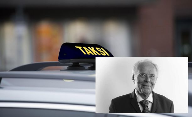 Esko Kontto säilyi hengissä taksinkuljettajan toiminnan ansiosta.
