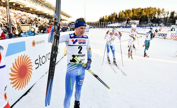 Matti Heikkinen nappasi yllättäen MM-pronssia.