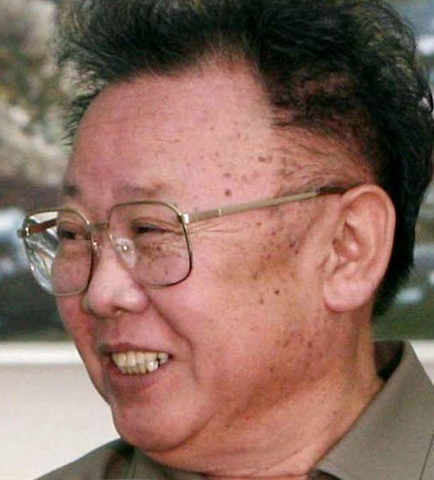 Pohjois-Korean johtaja Kim Jong Ilin epäiltiin jopa kuolleen.