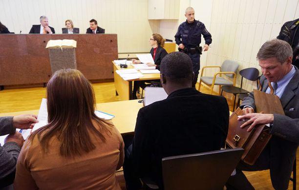 Sieppaaja tuomittiin käräjäoikeudessa 3,5 vuoden vankeuteen.