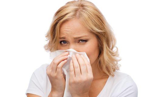 Flunssaa vai allergiaa? Näin erotat allergian nuhasta