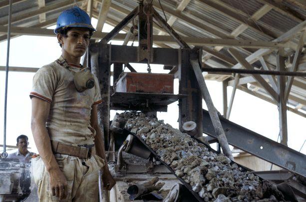 Rekisteröimättömillä kaivauksilla työskentelee arvioiden mukaan noin 3 000 ihmistä Nicaraguassa.