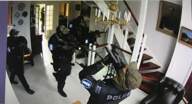 Kari Uoti väittää, että tämä kuva on liikemies Pavel Melnikovin hallinnoimasta kiinteistöstä.