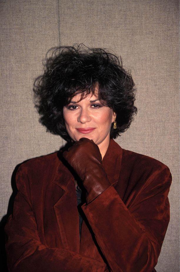 Laulaja K. T. Oslin New Yorkissa vuonna 2006.